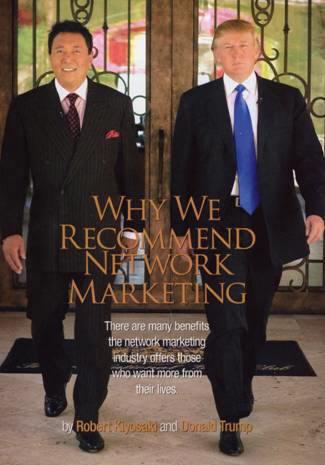 Donald Trump & Robert Kiyosaki on Network Marketing