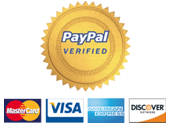 Official PayPal Verification Seal